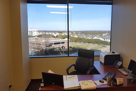 Tollway Tower North - Private office # 2 (2 available)