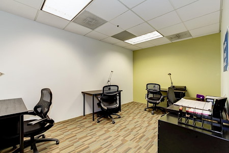 Carr Workplaces - City Center - Day Pass - Desk for 1