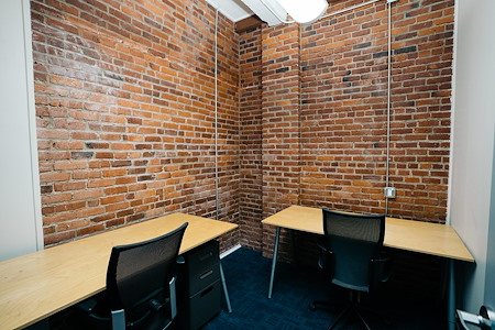 Coalition Space | Boston - 2 Person Private Office