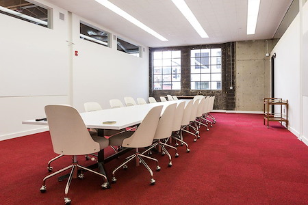 CENTRL | Pearl District - Boardroom