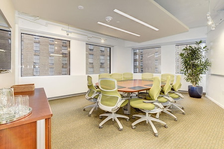 Carr Workplaces - Dupont - Mayflower Room
