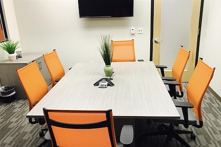 Office Evolution - Hackensack - Meeting Room 1