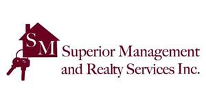 Logo of Superior Management & Realty Services Inc.