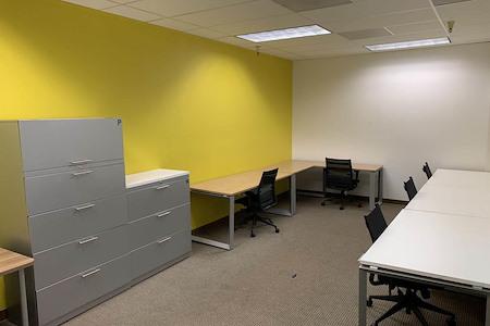 Techcode - Six-desk Office