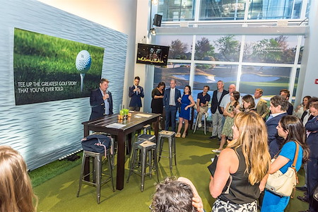 Golf & Body NYC - Meeting & Event Space - Meeting Space near Herald Sq