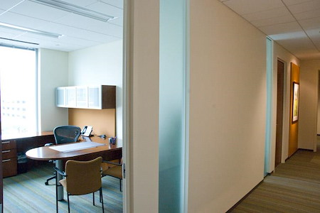 Carr Workplaces - Reston Town Center - Full time Window Office