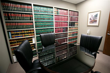 1600 Executive Suites - Library