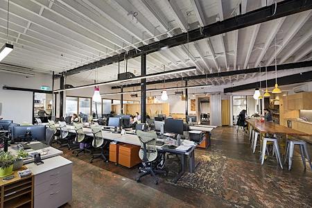 Exchange Workspaces Richmond - Dedicated Desk