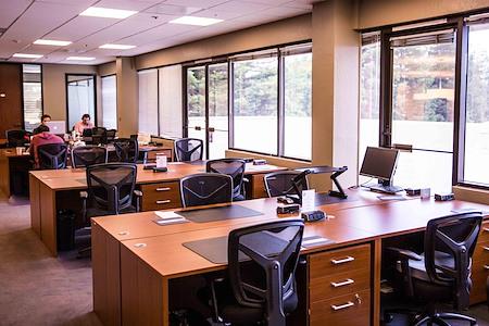 580 Executive Center - Genentech 8 Desks Jan 1 2020 Start