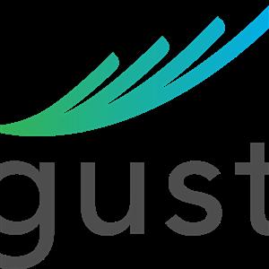 Logo of Gust