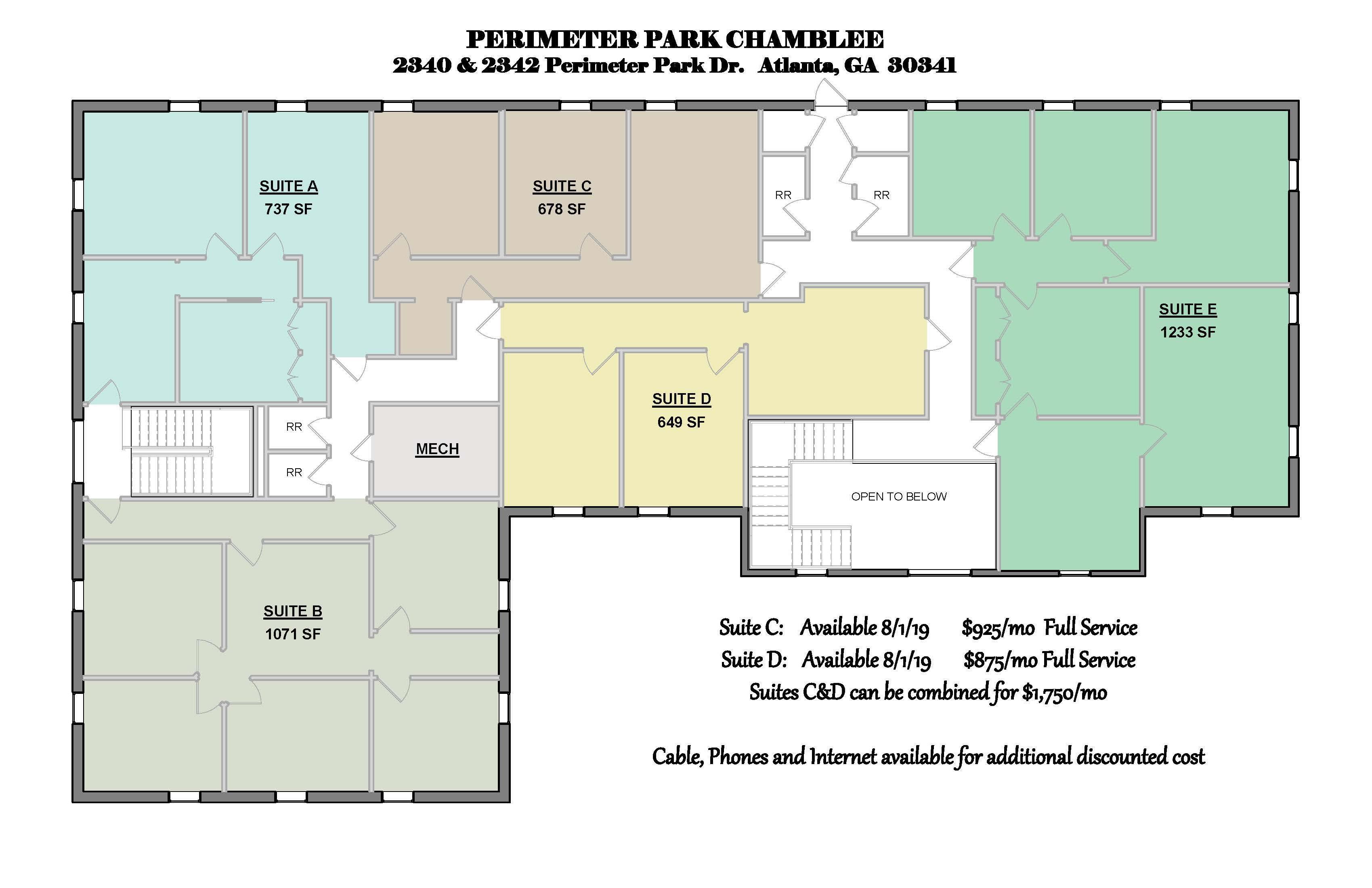 Logo of Perimeter Park Chamblee