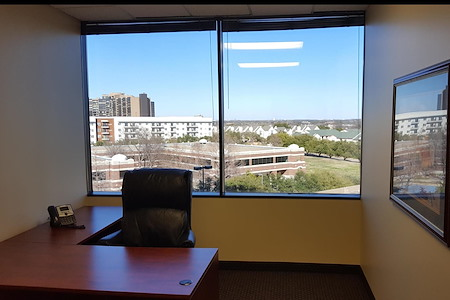 Tollway Tower North - Private office # 1 (2 available)