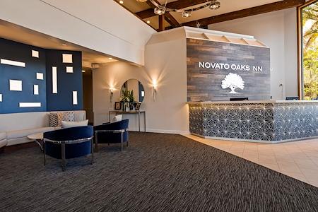 Best Western PLUS Novato Oaks Inn - Lobby