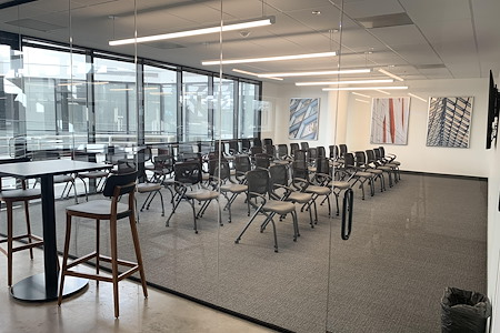 CityCentral East Plano - Classroom