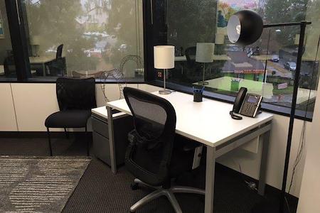 Regus   Burbank Business District - Executive Exterior Office 257