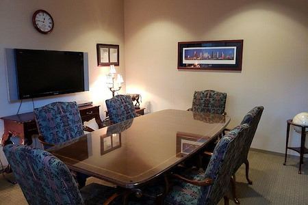 Joseph Chris Partners - Private Conference Room - Kingwood