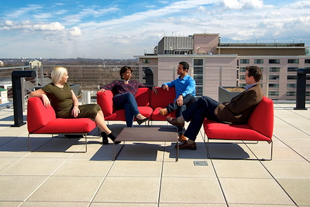 Serendipity Labs Bethesda - Rooftop Terrace