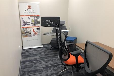 Granite City Coworking - AltWork Room