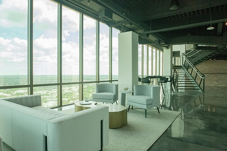 Venture X Dallas Campbell Centre - Private Office for 1. (2 available)