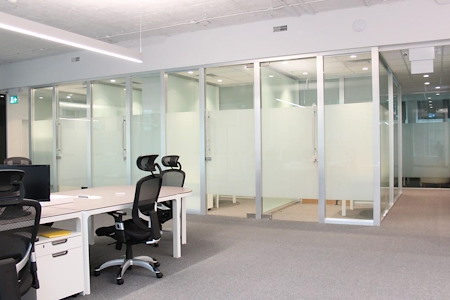 Startuptive - Private Offices