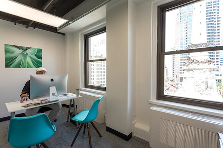 Novel Coworking Circle Tower - PO 936 - Exterior Office for 4