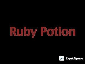 Logo of Ruby Potion, Inc.