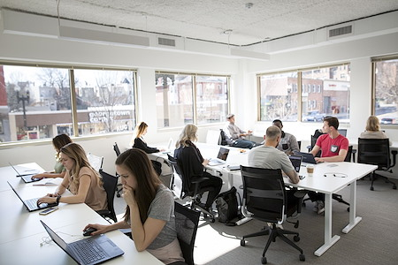 MakeOffices | Glover Park - 12 Person Office