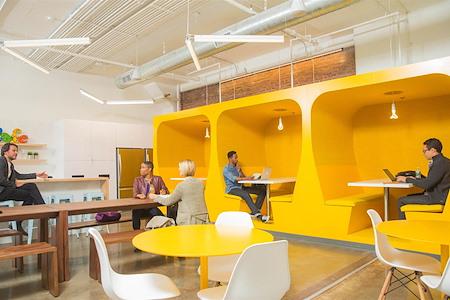 Coworking at Kearny Point - Hot Desks at Kearny Point