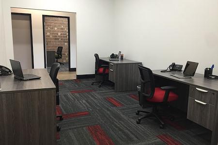 Pathworkz - Dedicated Desk