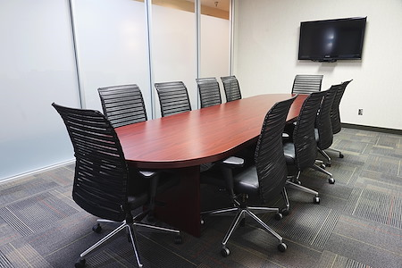 Executive Workspace @ Trinity Mills - Large Conference Room