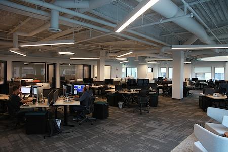 Seamgen - Dedicated Desk A