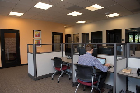Victory Workspace (Formerly Laptop Lounge) - Dedicated Desk in Community Area