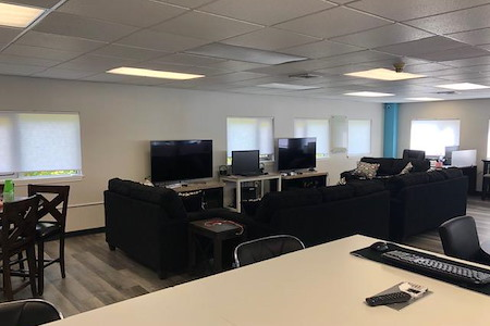 Wired Tech Lounge - Daily Open Coworking Lounge