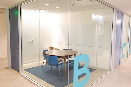 Cross Campus Downtown LA - 2nd Floor | C (Med Conf Room)
