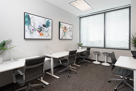 WORKSUITES | North Houston - TEAM OFFICE | 6 PEOPLE