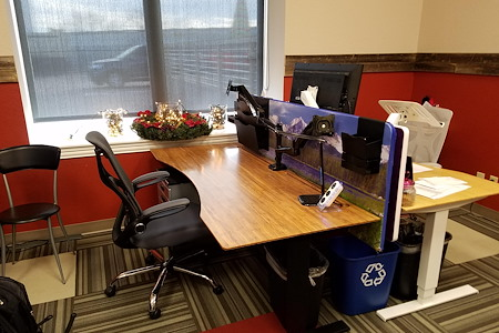 Ensemble Coworking - Dedicated Desk (Maestro Member)