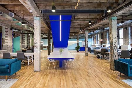 Bond Collective in Gowanus - Dedicated Desk