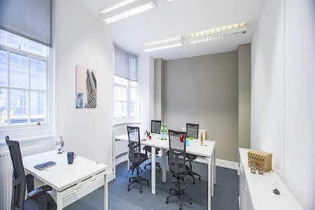 Regus | London, Great Portland Street - Office Suite