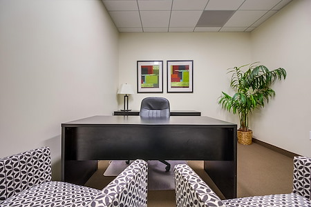 Barrister Executive Suites, Inc. - Mission Valley - Private Interior Office