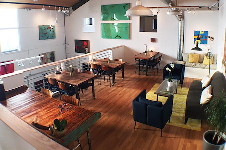 Studio 333 - co-op work loft 1