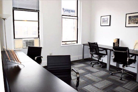 TKO Suites - Midtown West - Windowed Corner Office