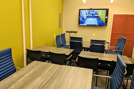 Smart Office at BWI - Conference Room (12 person max)