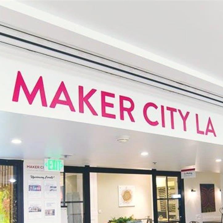 Logo of (MKR) Maker City LA