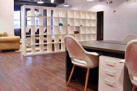 Idea Space - Back Bay - Dedicated Desk