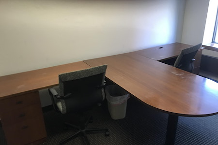 BPS - Fulton house - double office