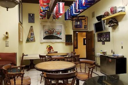 Las Vegas Periodontal Care - 20' x 47' training room w /kitchen/patio