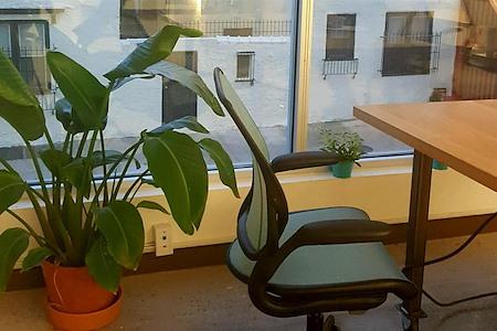 CityCoHo   Philly Nexus - Dedicated Desk
