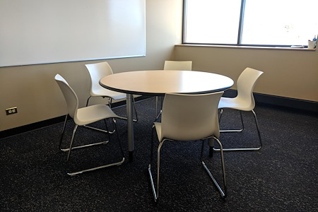 CoWorkersLink Glenview - Conference Room for up to 5 people