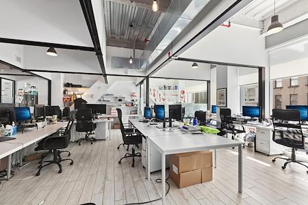 Cubico- Soho - 10 Person office in SoHo