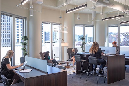 Serendipity Labs Charlotte - The Refinery - Unlimited Coworking